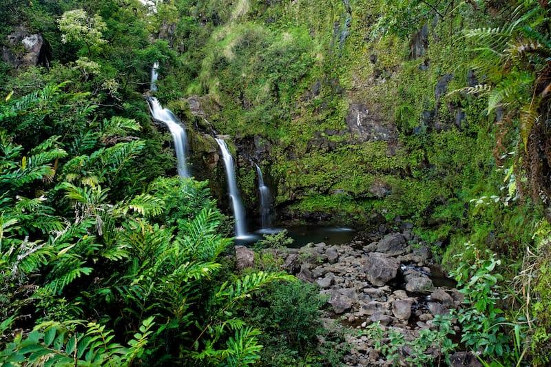 Best Maui Waterfalls