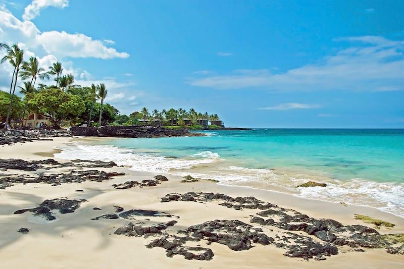 Best beaches in Kona