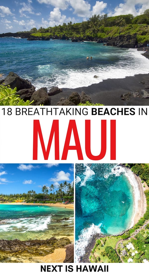 Are you looking for the best Maui waterfalls on your trip? This guide covers gorgeous waterfalls in Maui, including ones along the Road to Hana! Learn more! | Waterfall hikes in Maui | Road to Hana waterfalls | Hawaii waterfalls | Places to visit in Maui | Things to do in Maui | Waterfalls in Hawaii | Maui itinerary