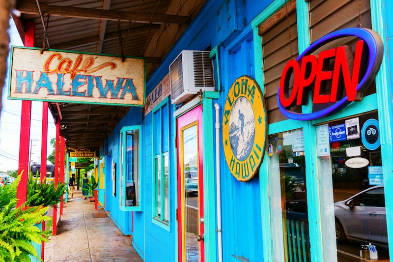 Haleiwa - Christian Mueller - Shutterstock.com