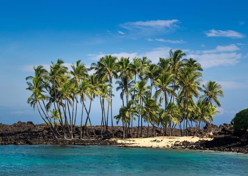 Hawaii - Makalawena Beach