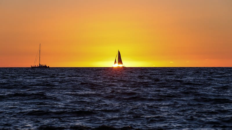 Hawaii Nautical Sailing