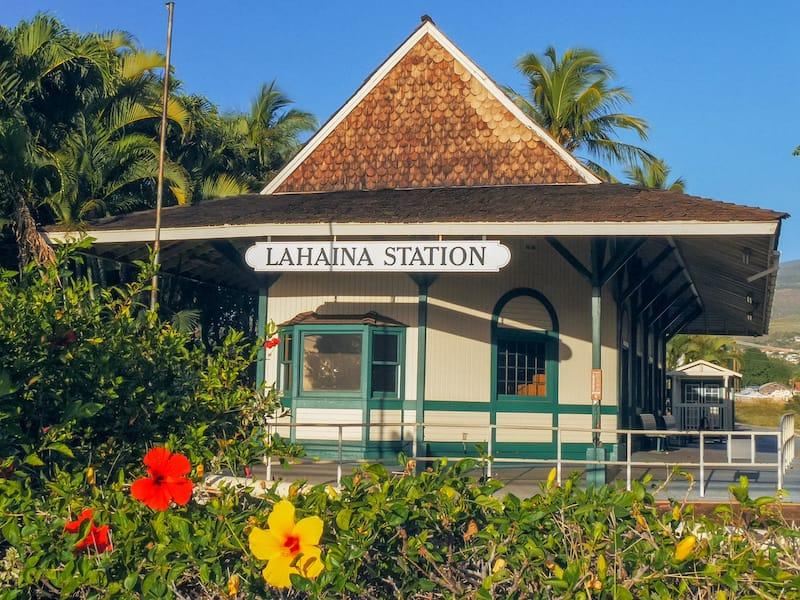Lahaina Station