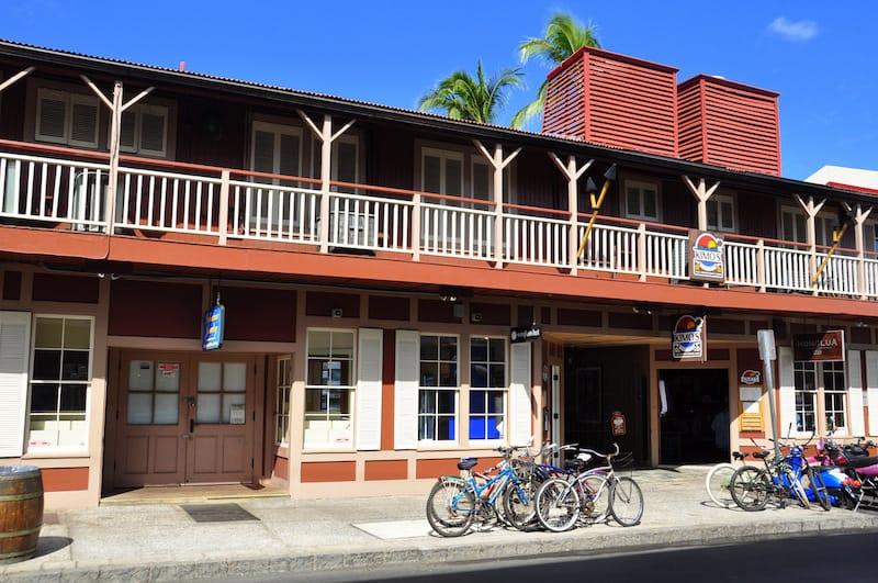 Lahaina - Hawaii small towns