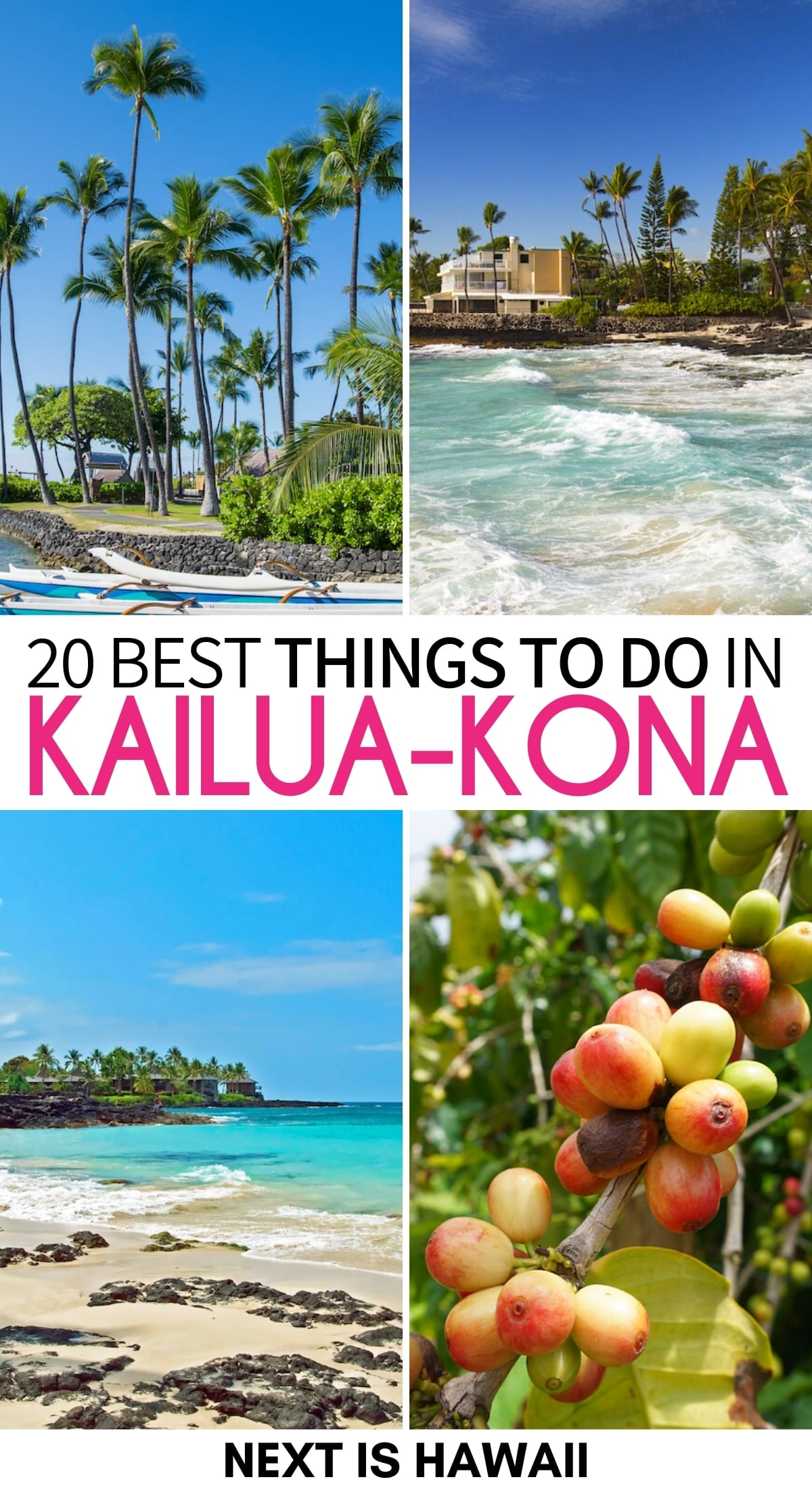 Are you looking for the best things to do in Kona, Hawaii? This guide details the best Kona attractions, places to eat, and much more! Click for more!   Kona things to do   What to do in Kona   Things to do Big Island   Kona landmarks   Kona museums   Kona beaches   Kailua-Kona things to do   Places to visit Big Island   Kona itinerary   Kona cafes   Kona hiking   Kona restaurants