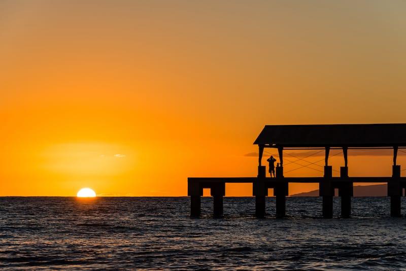 Waimea State Recreational Pier