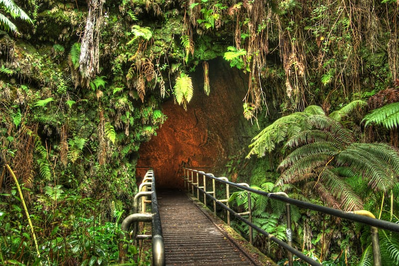 Best day hikes in Volcanoes National Park