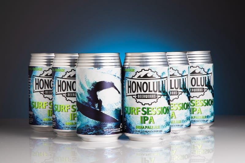 Honolulu Beerworks - Yi-Chen Chiang - Shutterstock.com