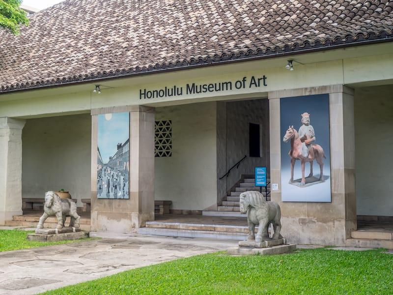 Honolulu Museum of Art - Jeff Whyte - Shutterstock.com