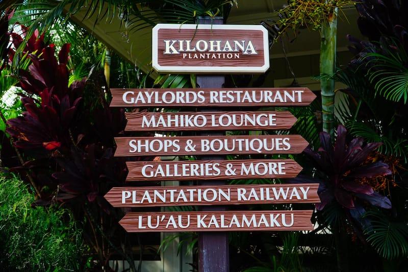 Kilohana Plantation - Michael Barajas - Shutterstock.com