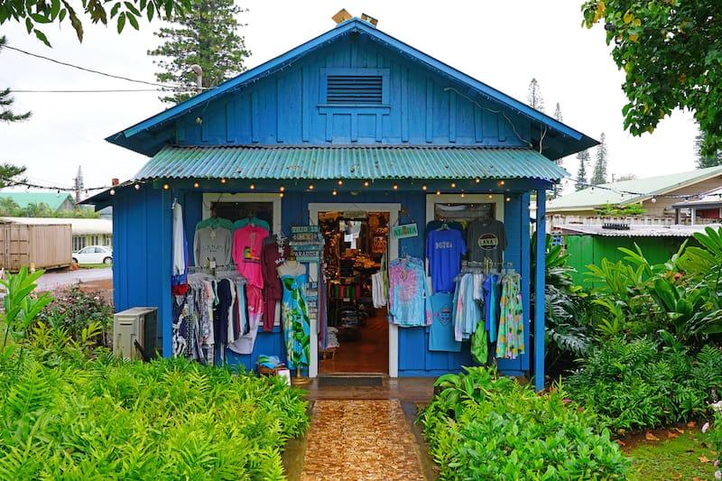 Lanai City - EQRoy - Shutterstock.com