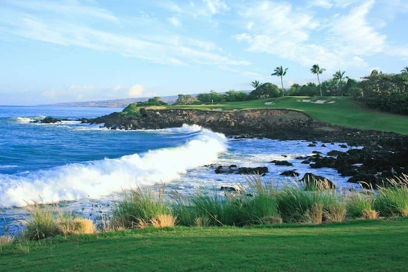 4 of the Best Big Island, Hawaii Golf Courses You Must Play