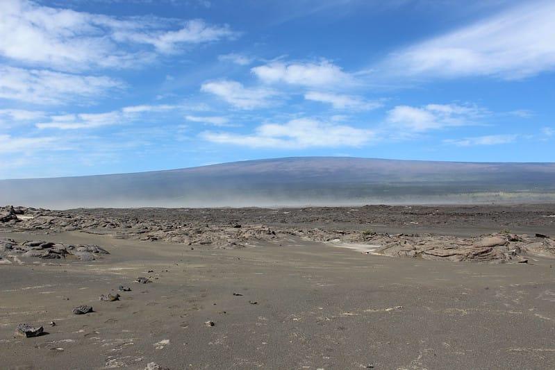 Mauna Iki Trail - via NPS Photo:J.Ferracane