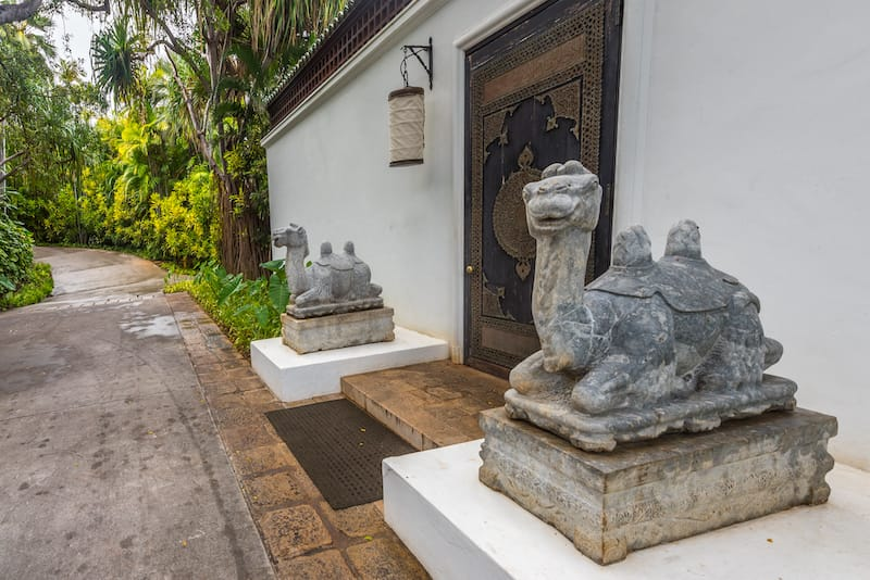 Shangri La Museum - Phillip B. Espinasse - Shutterstock.com