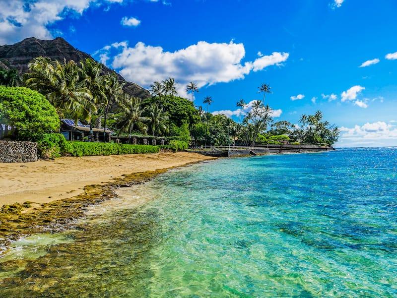 Makalei Beach