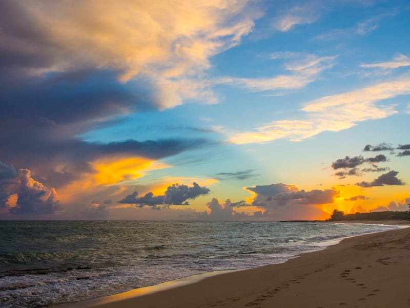 Pu'uloa Beach