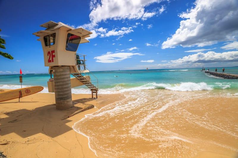 Sans Souci Beach - Benny Marty - Shutterstock.com